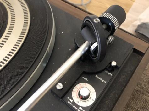 img_0923 Dual 1219 Idler Drive Turntable Major Service & Repair