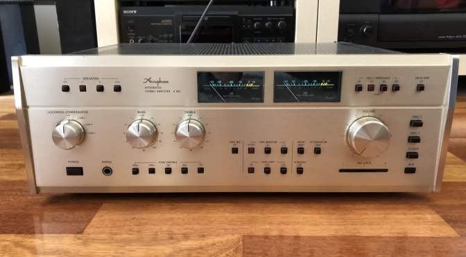 Accuphase E-303 Integrated Amplifier Repair & Overhaul