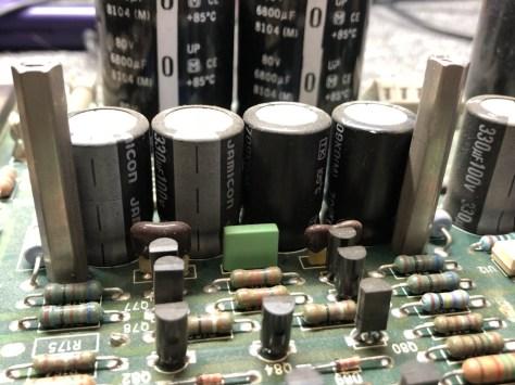 img_1685 Krell KAV-150a Power Amplifier Repair & Restoration