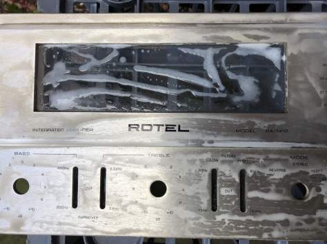 img_1741 Stunning Rotel RA-1412 Amplifier Cleaned, Serviced & for Sale!