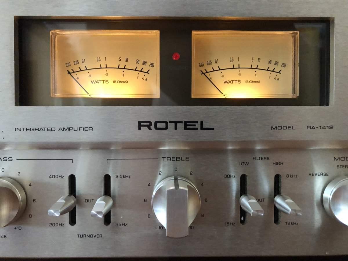 Rotel RA-1412