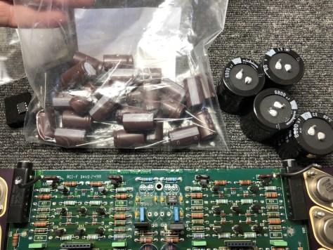 img_1793 Krell KAV-150a Power Amplifier Repair & Restoration