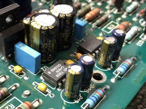 img_1796 Krell KAV-150a Power Amplifier Repair & Restoration