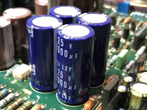 img_1797 Krell KAV-150a Power Amplifier Repair & Restoration