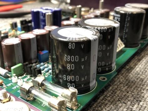 img_1800 Krell KAV-150a Power Amplifier Repair & Restoration