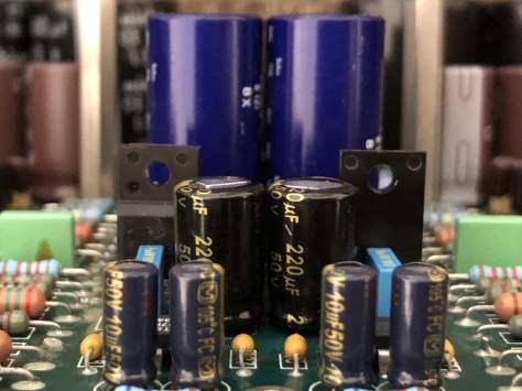 img_1803 Krell KAV-150a Power Amplifier Repair & Restoration