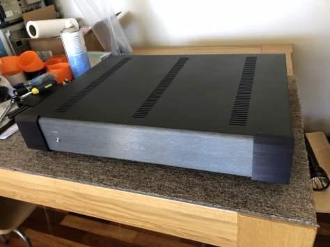 img_1820 Krell KAV-150a Power Amplifier Repair & Restoration
