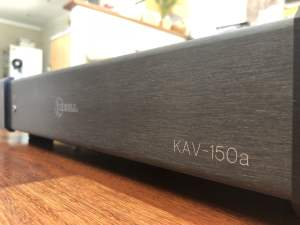 Krell KAV-150a Power Amplifier Repair & Restoration