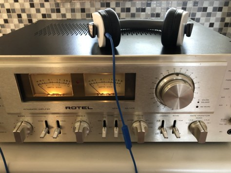 img_1916 Stunning Rotel RA-1412 Amplifier Cleaned, Serviced & for Sale!