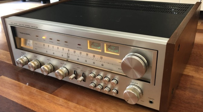 Gorgeous Realistic STA-2000 Receiver Repair & Service