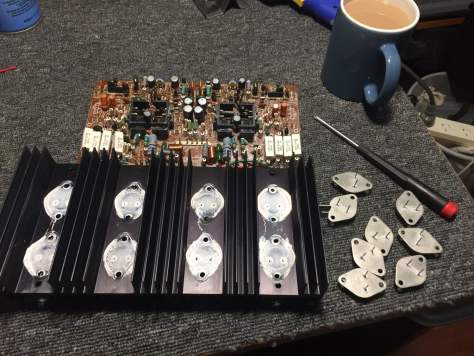 img_5639 Marantz 1152DC Integrated Amplifier Repair & Restoration