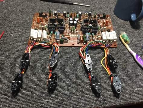 img_5640 Marantz 1152DC Integrated Amplifier Repair & Restoration