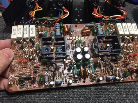 img_5653 Marantz 1152DC Integrated Amplifier Repair & Restoration