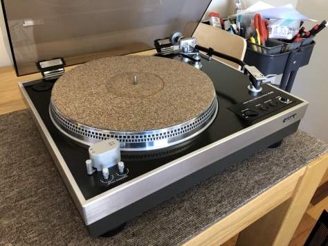 img_2594 Stunning Sony PS-8750 Turntable Repair, Service, Upgrade & Review