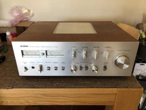 img_2806 Beautiful Yamaha CA-2010 Integrated Amplifier Repair & Restoration