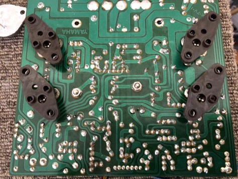 Beautiful Yamaha CA-2010 Integrated Amplifier Repair