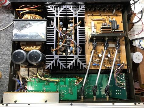 img_2915 Beautiful Yamaha CA-2010 Integrated Amplifier Repair & Restoration