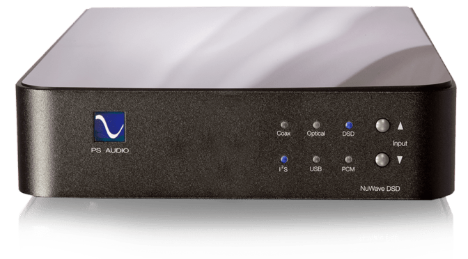 PS Audio NuWave DSD DAC Upgrade & Review