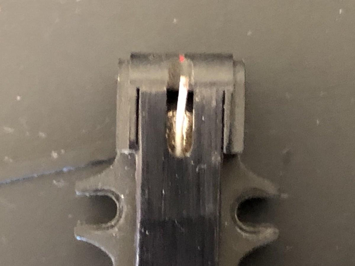 Fidelity Research FR-1 Mk 3 damaged