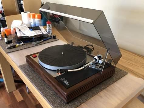 Linn Sondek LP12 restored