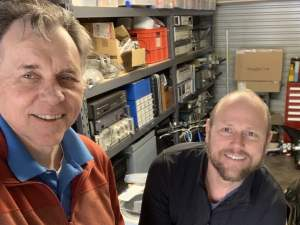 Meeting Science Legend Dr Barry Marshall
