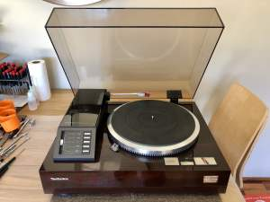 Technics SL-M3 Turntable Repair & Service