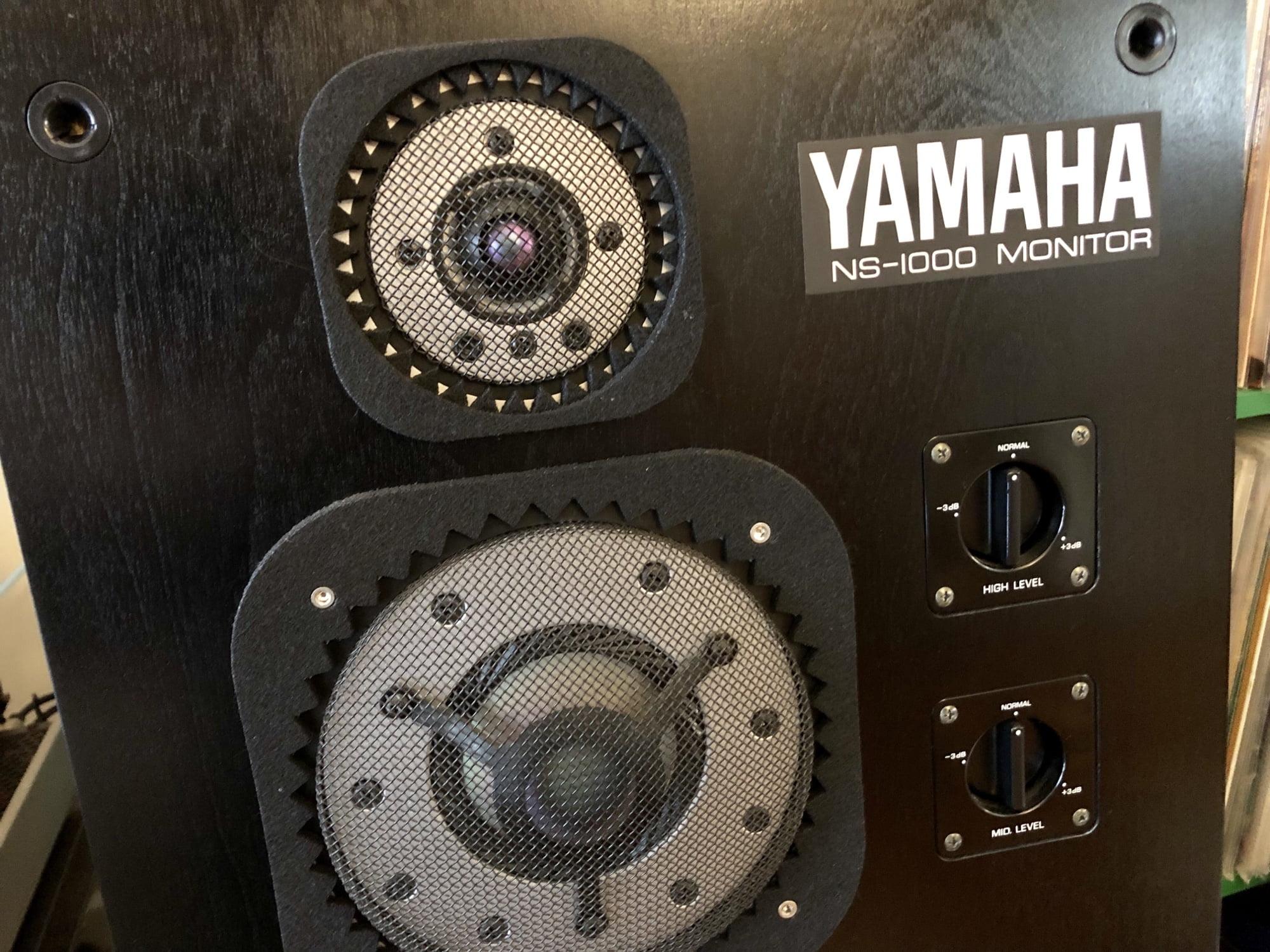 Yamaha NS-1000M Loudspeaker Review