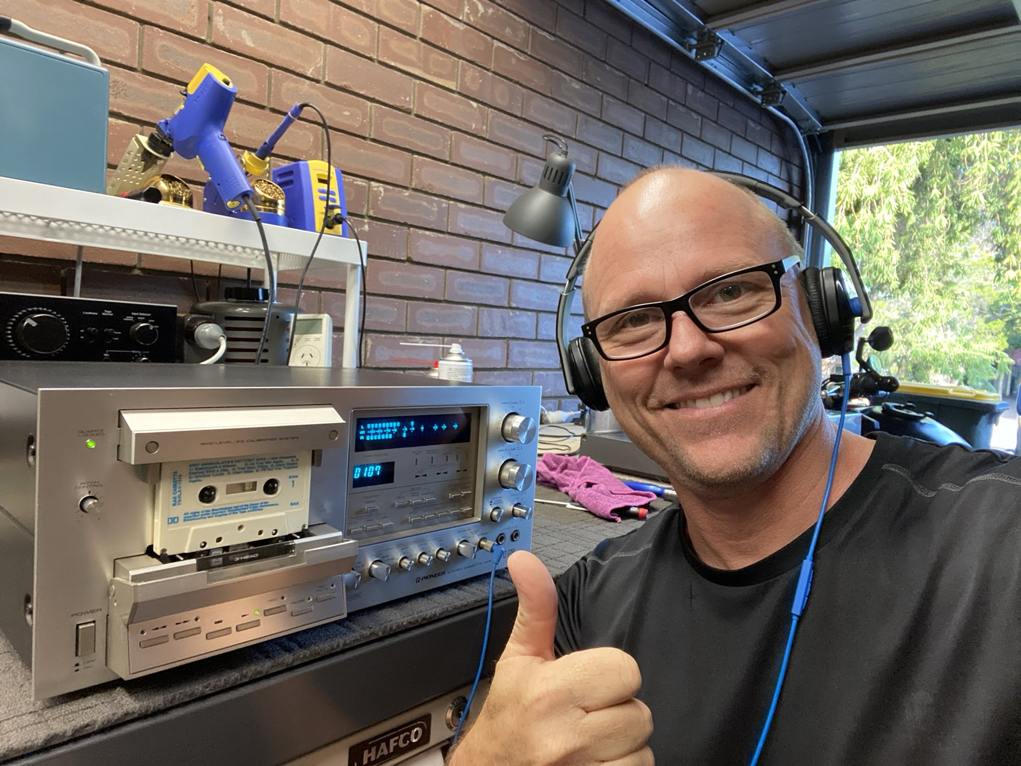 Read more about the article Happy 2021 & Why I Love Classic Hi-Fi!