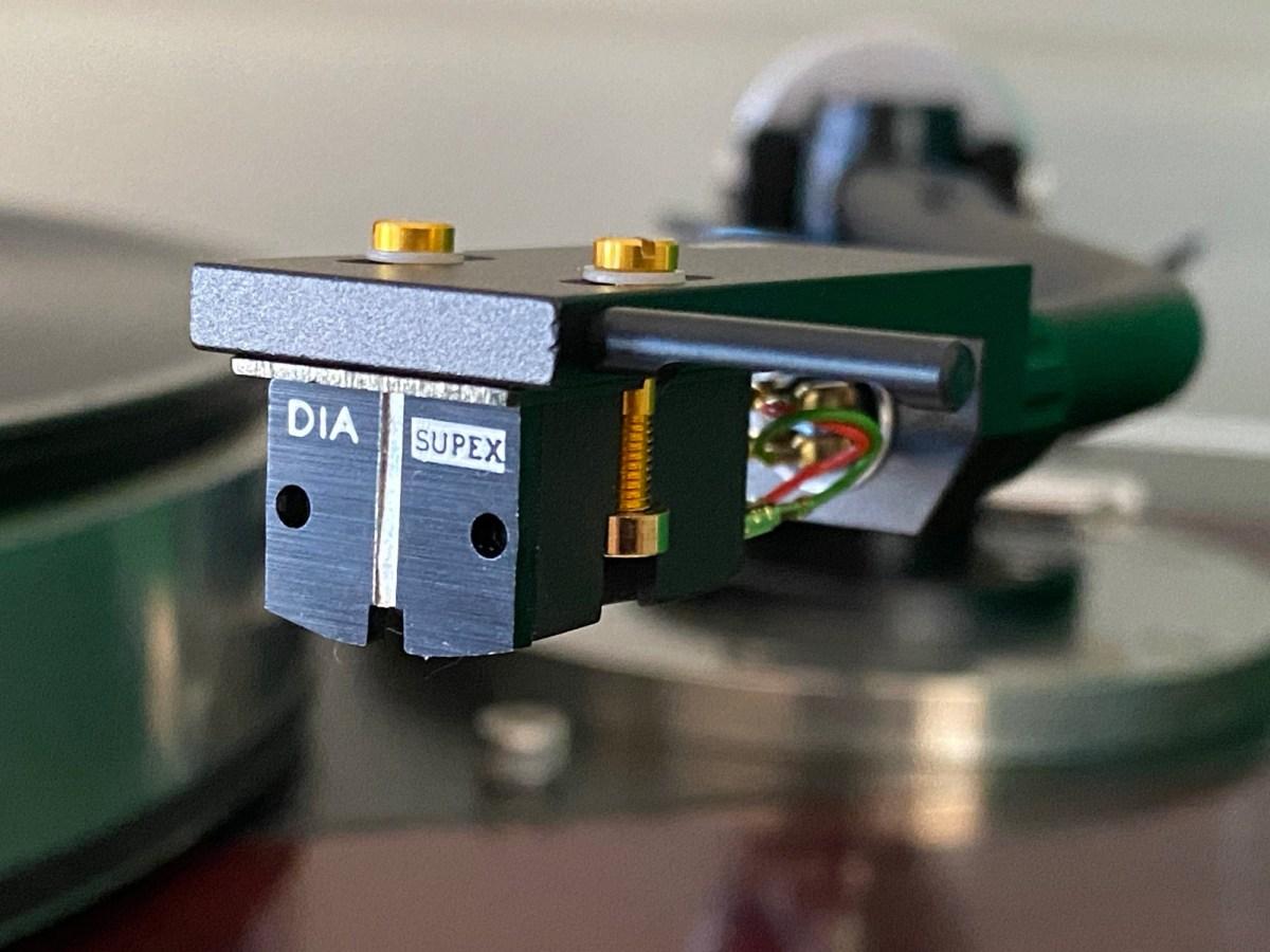 Supex SDX-1100D cartridge inspection