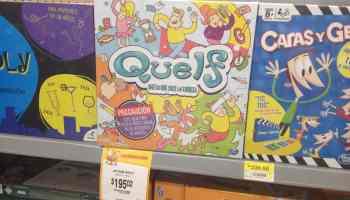 59 01 Walmart Juego De Mesa Hedbanz Al Limite Con El 85 De
