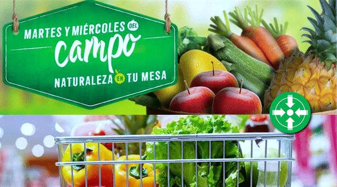 Soriana Híper y Súper - Martes y Miércoles del Campo 26 y 27 de marzo de 2019 / Lechuga Romana y Sandía Rayada a $4.80pz/kg y más…