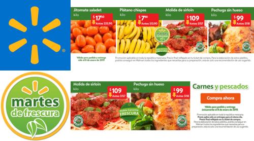 Walmart Martes De Frescura 8 De Enero De 2019 Plátano Chiapas A
