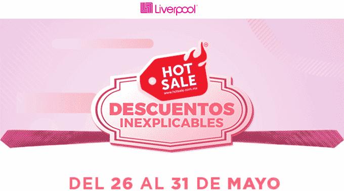 Liverpool - Hot Sale 2019 / Hasta 51% de descuento, MSI y más...