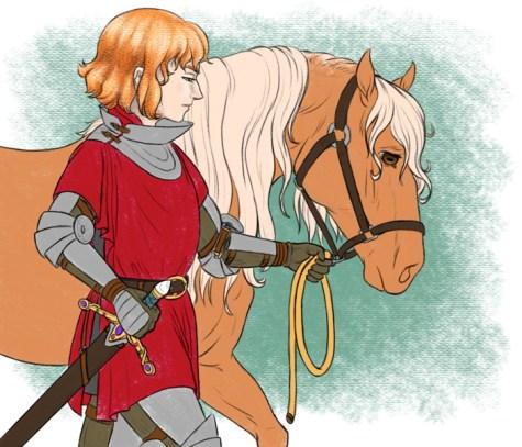 Alanna the Lioness