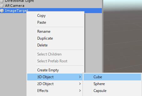 cube add
