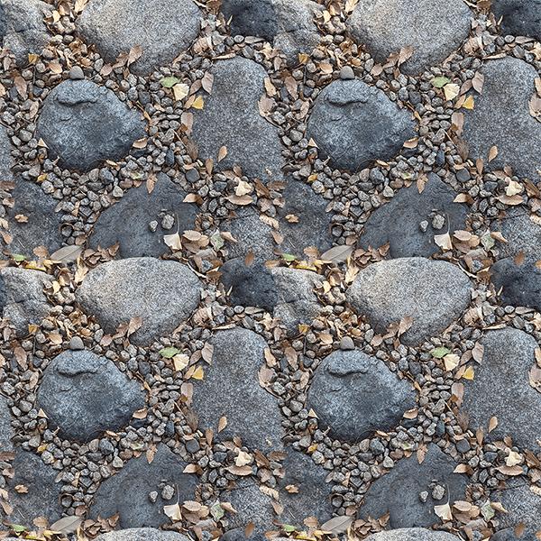 石画像を並べる