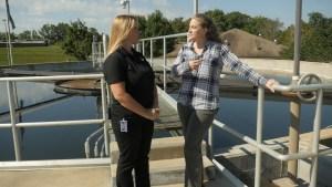 LOUISVILLE MSD WATER TREATMENT LOUISVILLE KY