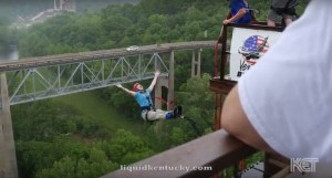 Bungee Jumping Anderson County Kentucky