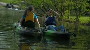 Fishing Beaver Lake Anderson County Kentucky