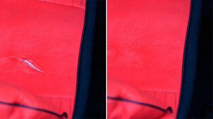 Ремонт кожаных изделий - Liquid Leather