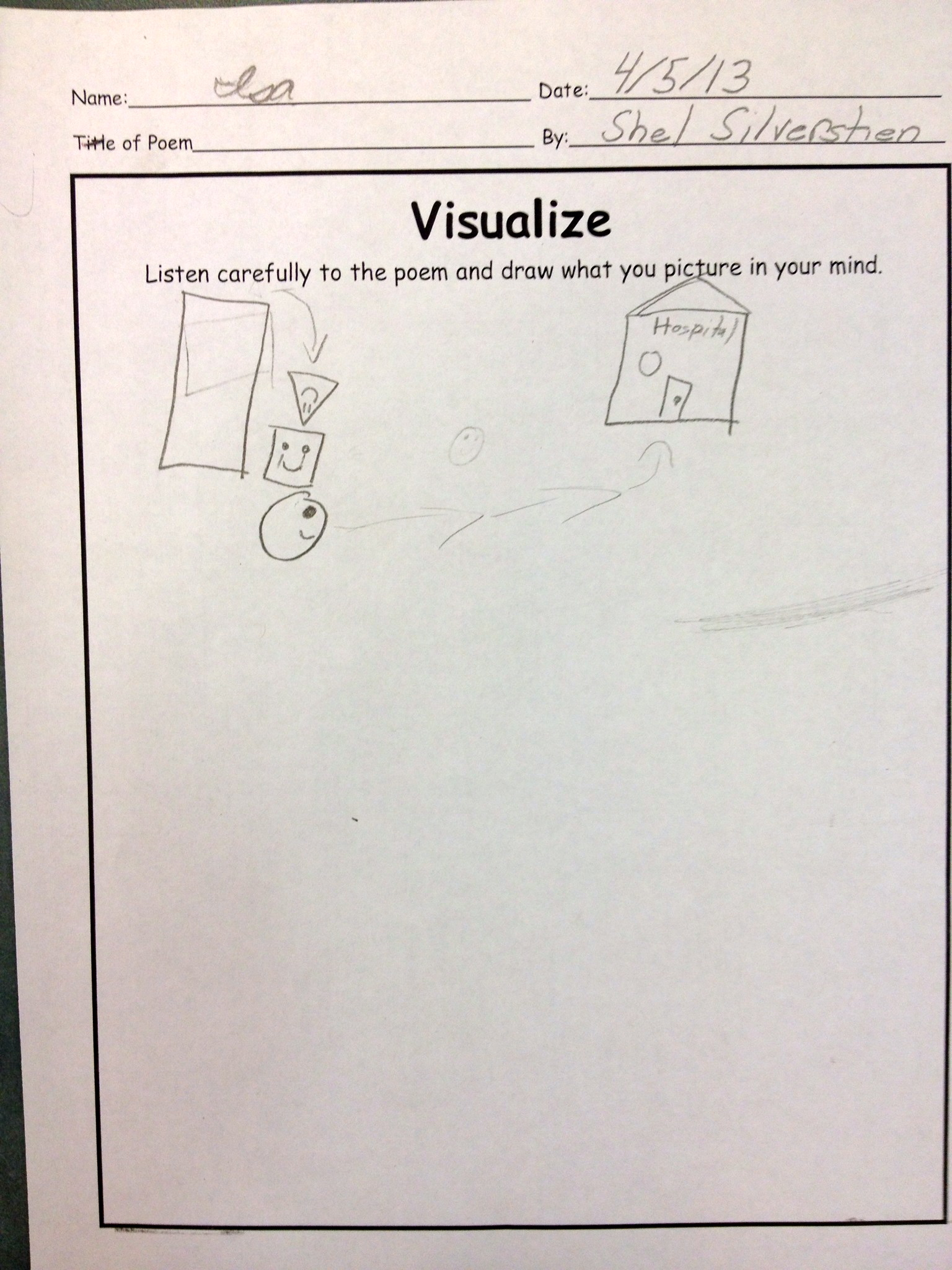 Visualizing Shel Silverstein