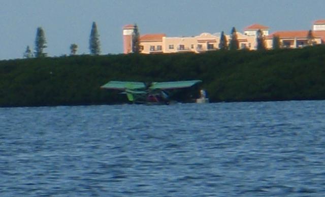 seaplan island hopping