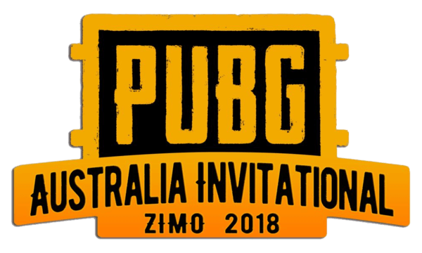 PUBG Australia Invitational ZIMO 2018 Liquipedia