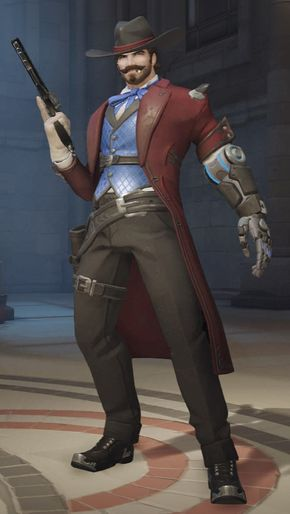 McCree Skins Liquipedia Overwatch Wiki