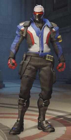 Soldier 76 Skins Liquipedia Overwatch Wiki