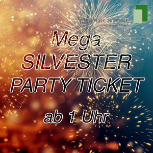 Mega Silvesterparty in Berlin