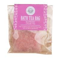 Raspberry Cream Tea Bath Tea Bag
