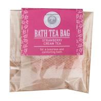 Strawberry Cream Tea Bath Tea Bag