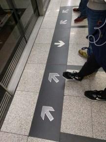 אייקונים ברכבת התחתית של בייג'ין