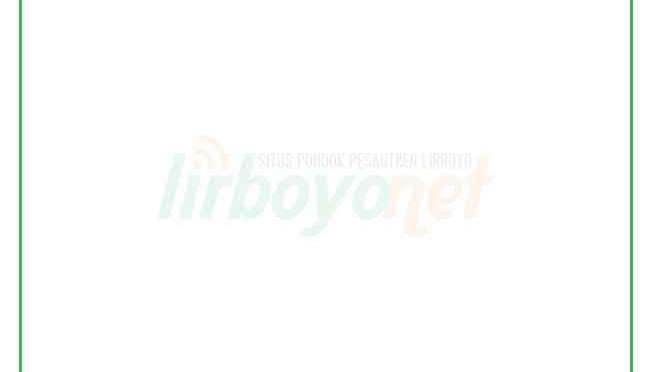 Haflah Akhirussanah Pondok Lirboyo